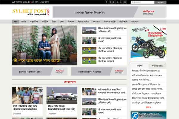 WordPress News Theme (Standard V.1)
